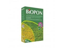 Всички продукти - Гранулиран тор за тревни площи против пожълтяване 1 кг. за 50 кв. м. на най-добра цена
