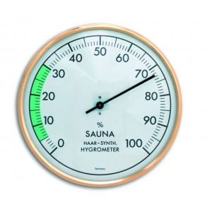 Хигрометър за сауна - 40.1012 на най-добра цена