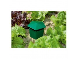 Mondo Verde - Италия - Капан за голи и градински охлюви 13 см широк /10 см висок на най-добра цена
