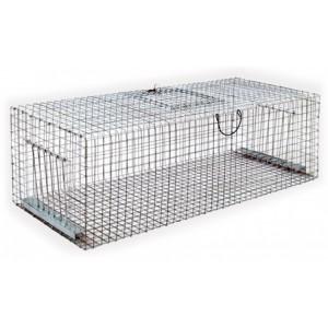 Kапан за гълъби и скорци 30x100x40 см на най-добра цена