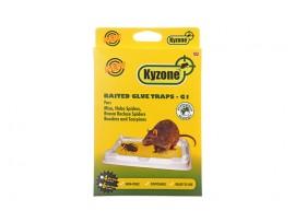 Лепливи 4 бр. плоскости G1 (за кутия БЕТА и тунел АЛФА) за мишки