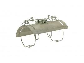 Метален тунелен капан за къртици и сляпо куче