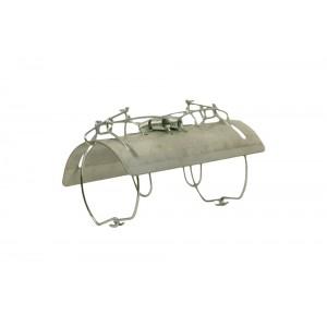 Метален тунелен капан за къртици и сляпо куче на най-добра цена