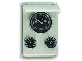 Хидромери - Метеорологична станция - Барометър, Термометър, Хигрометър – външна - 20.2009 на най-добра цена