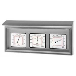 """Метеорологична станция за външна употреба """"EDELSTAHL"""" - 20.2036 на най-добра цена"""