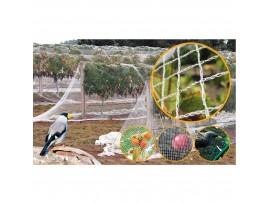 Мрежа защитна срещу птици (гълъби, косове, скорци и др.) - 4 м х 75 м