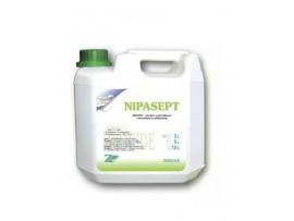 Дезинфекция в обществени заведения и транспорт - НИПАСЕПТ - 3 л. концентриран препарат за почистване и дезинфекция на повърхности на най-добра цена