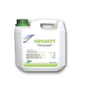 НИПАСЕПТ - 3 л. концентриран препарат за почистване и дезинфекция на повърхности на най-добра цена