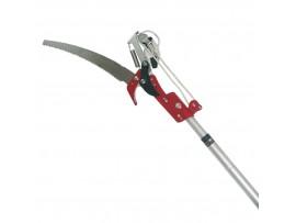 Ножици за клони - Ножица за клони с трион и алуминиева телескопична дръжка на най-добра цена