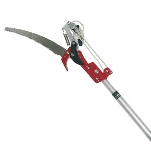 Ножица за клони с трион и алуминиева телескопична дръжка на най-добра цена