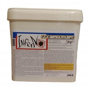 Отрова за мишки и плъхове -  ИНФЕРНО паста - 5 кг. на най-добра цена