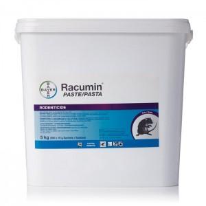 Отрова за плъхове и мишки Ракумин паста (BAYER) паста 5 кг. за мишки, плъхове. на най-добра цена