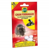 Примамка таблетки за мишки и плъхове с атрактант- 10 бр. - MONDO VERDE
