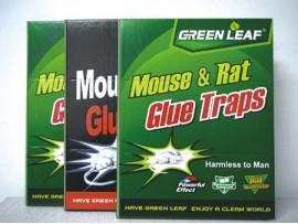 Комплект - 3 бр. Капани с лепило за мишки и плъхове 34/22 см.