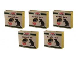 Мишки, Плъхове - Комплект - 5 бр. Отрова за мишки и плъхове зърно на най-добра цена