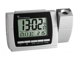 Термометри - Радио-управляем часовник с термометър - 60.5002 на най-добра цена