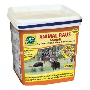 Продукт отблъскващ диви прасета (глигани), елени, сърни, зайци, лисици и др.  4000 мл на най-добра цена