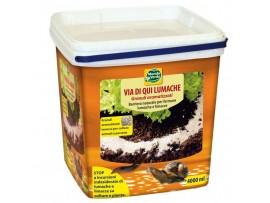 Еко продукти - Гранулат отблъскващ голи и градински ОХЛЮВИ - 4000 мл. на най-добра цена