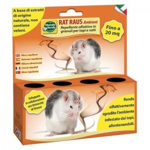 RAT RAUS AMBIENT прогонващ мишки, плъхове на най-добра цена