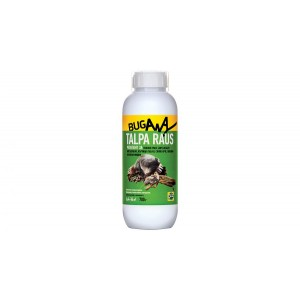 Гранули прогонващи за къртици, сляпо куче, полевки, полски мишки, попово прасе - TALPA RAUS - 0,700 на най-добра цена