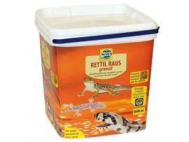 Еко продукти - Rettil Raus гранули прогонващи Змии, Гущери, Гекони и други влечуги - 4000 мл на най-добра цена