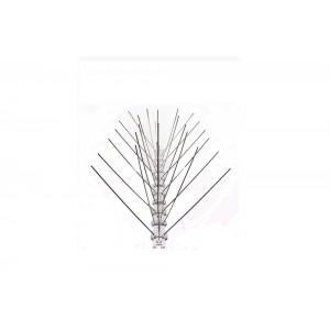 КОМПЛЕКТ: Шипове за птици стомана 5 редови, 50 см. - 50 бр. (25 метра) на най-добра цена