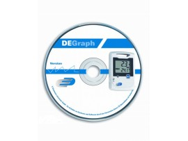 Професионални термометри по HACCP - Софтуер за Дата логер De Graph' за 31.1046 и 31.1052 на най-добра цена