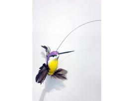 За градината - Соларно колибри за прогонване на МАЛКИ ПТИЧКИ и НАСЕКОМИ от Саксии, по балкони, тераси, градини, дворове на най-добра цена