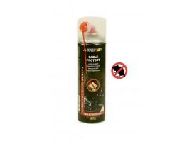 Отблъсква ли сапунът мишките - Спрей за защита на кабелите на автомобилите от гризачи MOTIP - мишки, плъхове, белки - 500 мл. на най-добра цена