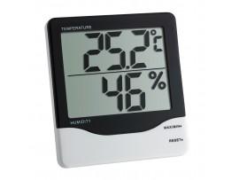 Хидромери - Термометър - хигрометър - 30.5002 - за битова употреба на най-добра цена