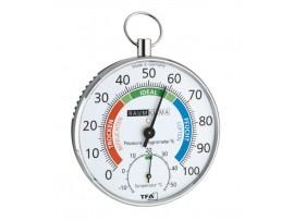 Хидромери - Термометър-хигрометър - 45.2027 на най-добра цена