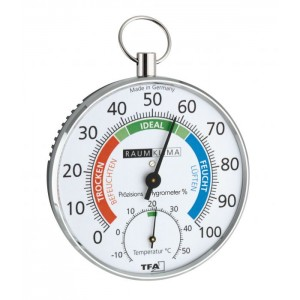 Термометър-хигрометър - 45.2027 на най-добра цена