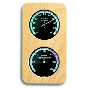 Термометър - хигрометър за сауна - 40.1004 на най-добра цена
