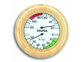 Термометри - Термометър - хигрометър за сауна - 40.1005 на най-добра цена