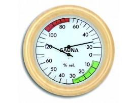 Термометри - Термометър - хигрометър за сауна - 40.1006 на най-добра цена