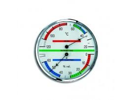 Термометри - Термометър - хигрометър за сауна - 40.1013 на най-добра цена