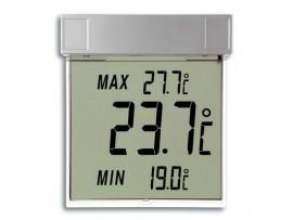 Термометри - Термометър за прозорец – дигитален - 30.1025 на най-добра цена