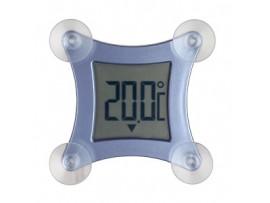 Термометри - Термометър за прозорец – дигитален - 30.1026 на най-добра цена