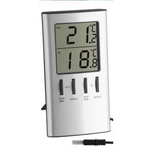 Термометър за външна и вътрешна температура - 30.1027 на най-добра цена