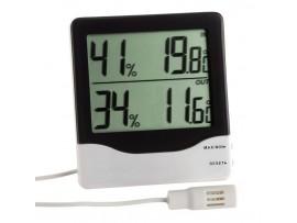 Термометри - Цифров термометър-хигрометър - 30.5013 на най-добра цена