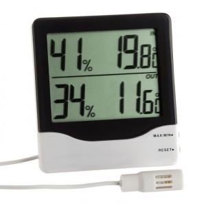 Цифров термометър-хигрометър - 30.5013 на най-добра цена
