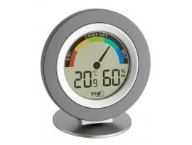 Хидромери - Цифров термометър-хигрометър - 30.5019 на най-добра цена