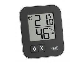 """Хидромери - Цифров термометър-хигрометър """"MOXX"""" - 30.5026.01 на най-добра цена"""