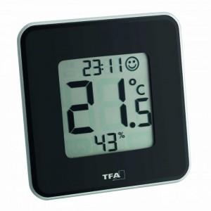 """Цифров термометър-хигрометър """"STYLE"""" - 30.5021.01 на най-добра цена"""
