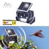 Ултразвуков соларен уред (Птицегон) прогонващ Врани, Лястовици, Врабчета и други малки птички.