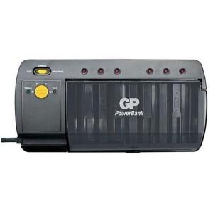 Зарядно устройство за акумулаторни батерии GP BATTERIES R20 (D) PB320GS на най-добра цена