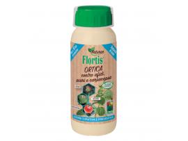 Еко продукти - КОПРИВА Натурален концентрат против листни въшки, акари и ябълков червей/молец (каприкапса) Flortis Naturae, 500 мл. на най-добра цена
