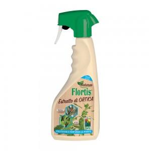 Натурален спрей против листни въшки, трипси и белокрилки Flortis Naturae, 500 мл. на най-добра цена