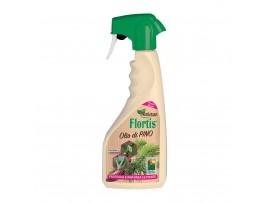Натурален спрей против щитовидни въшки, листни въшки и други мащабни насекоми Flortis Naturae, 500 мл.