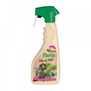 Натурален спрей против щитовидни въшки, листни въшки и други мащабни насекоми Flortis Naturae, 500 мл. на най-добра цена